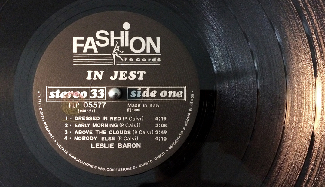 Leslie Baron and his Orchestra - In Jest