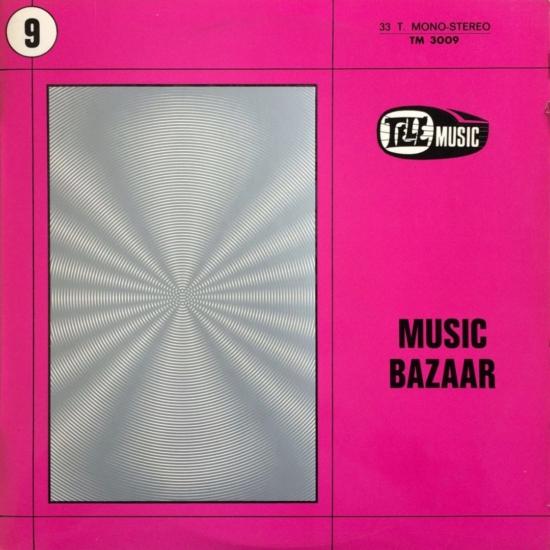 Janko Nilovic & J. J. Debout - Music Bazaar