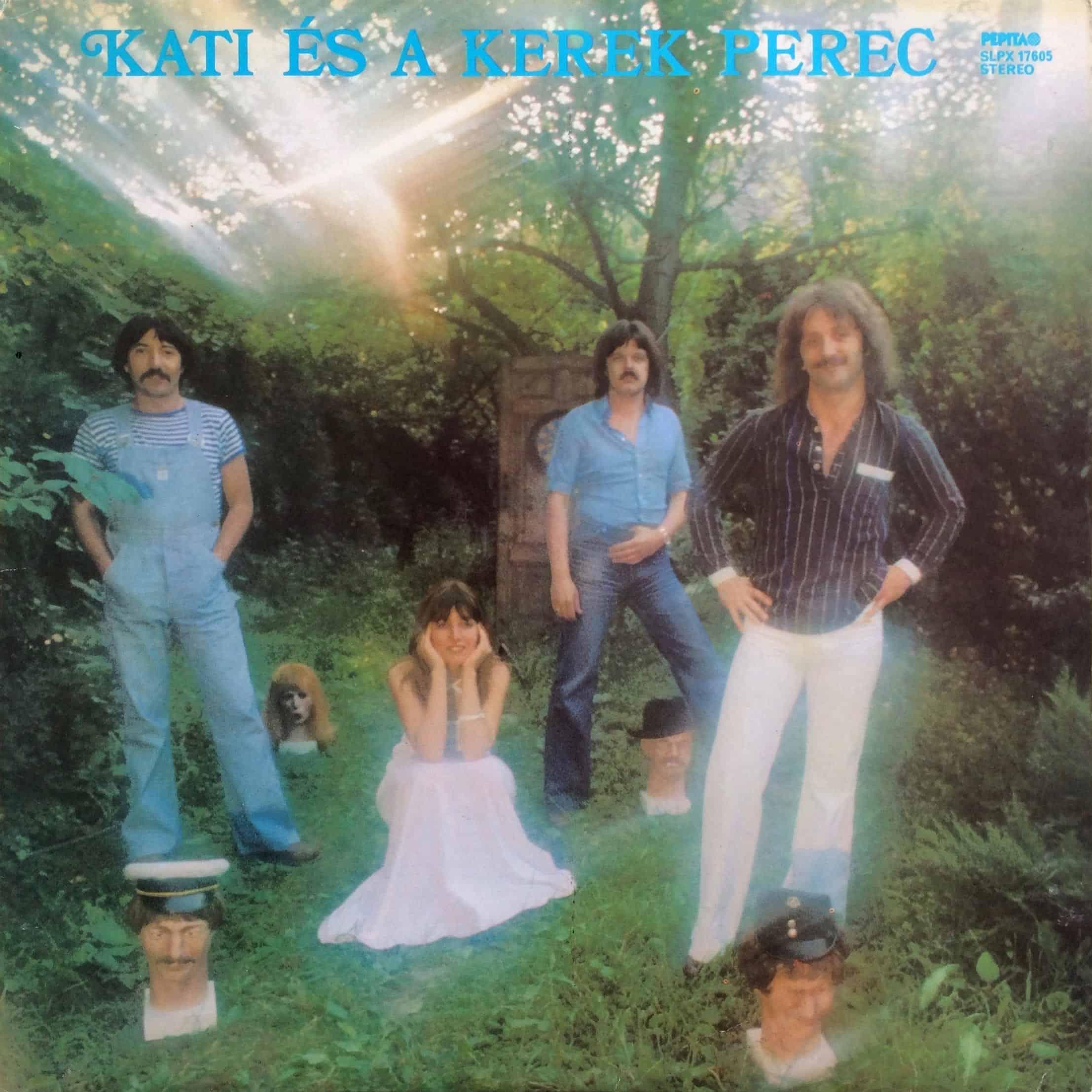 Kati És A Kerek Perec 1979 Pepita – SLPX 17605