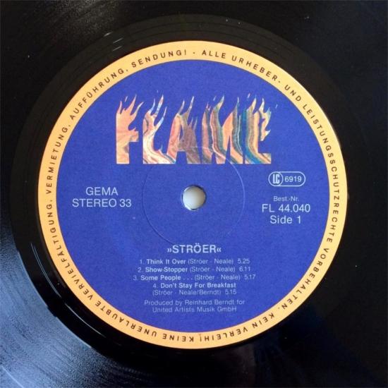 Ströer – STRÖER 1979 Flame – FL 44.040