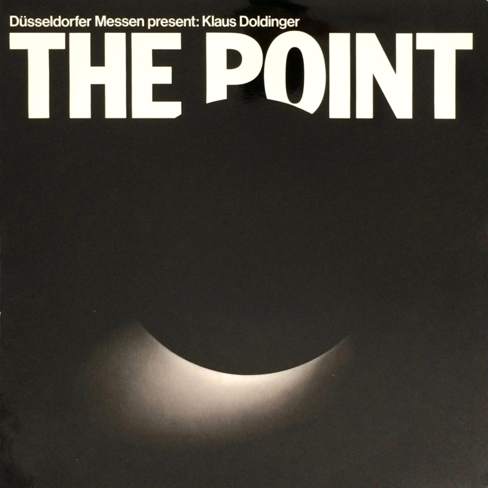 Klaus Doldinger The Point – WEA Musik GmbH – 58 172 Germany 1983