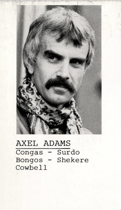 Axel Adams