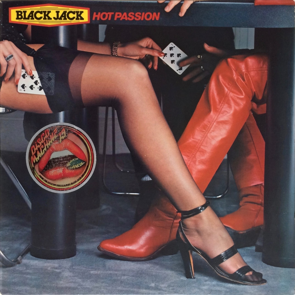 Black Jack ‎– Hot Passion