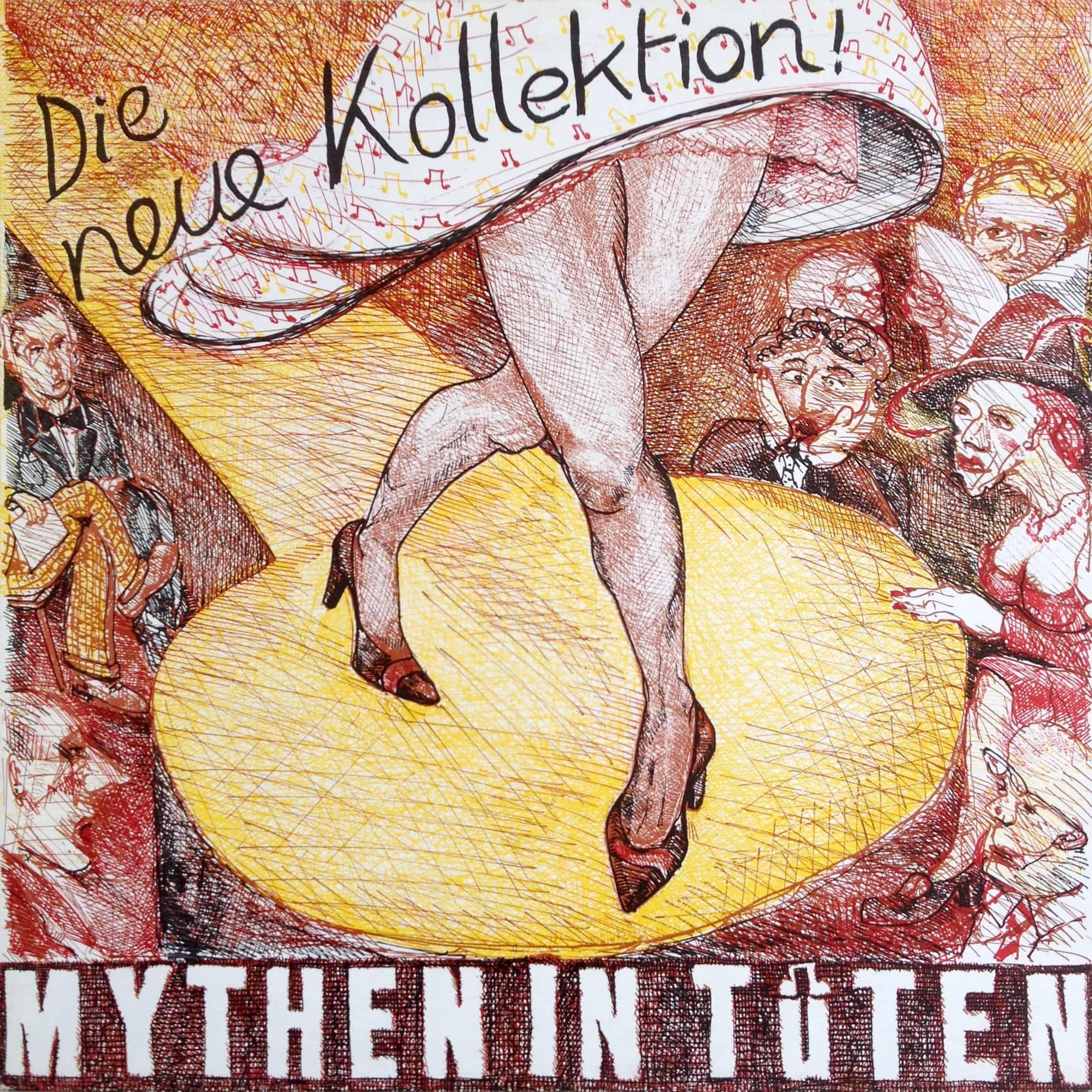 Mythen in Tüten – Die neue Kollektion