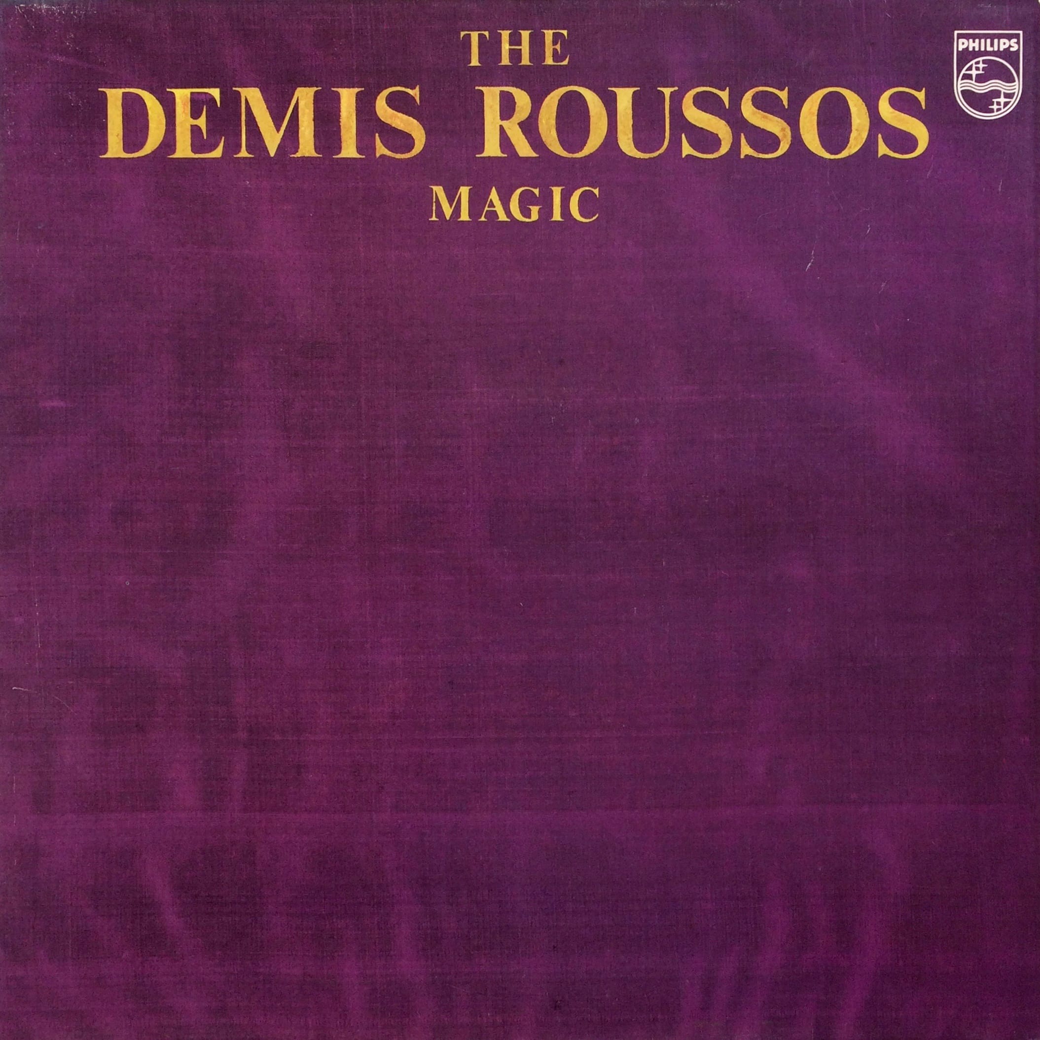Demis Roussos ‎– The Demis Roussos Magic