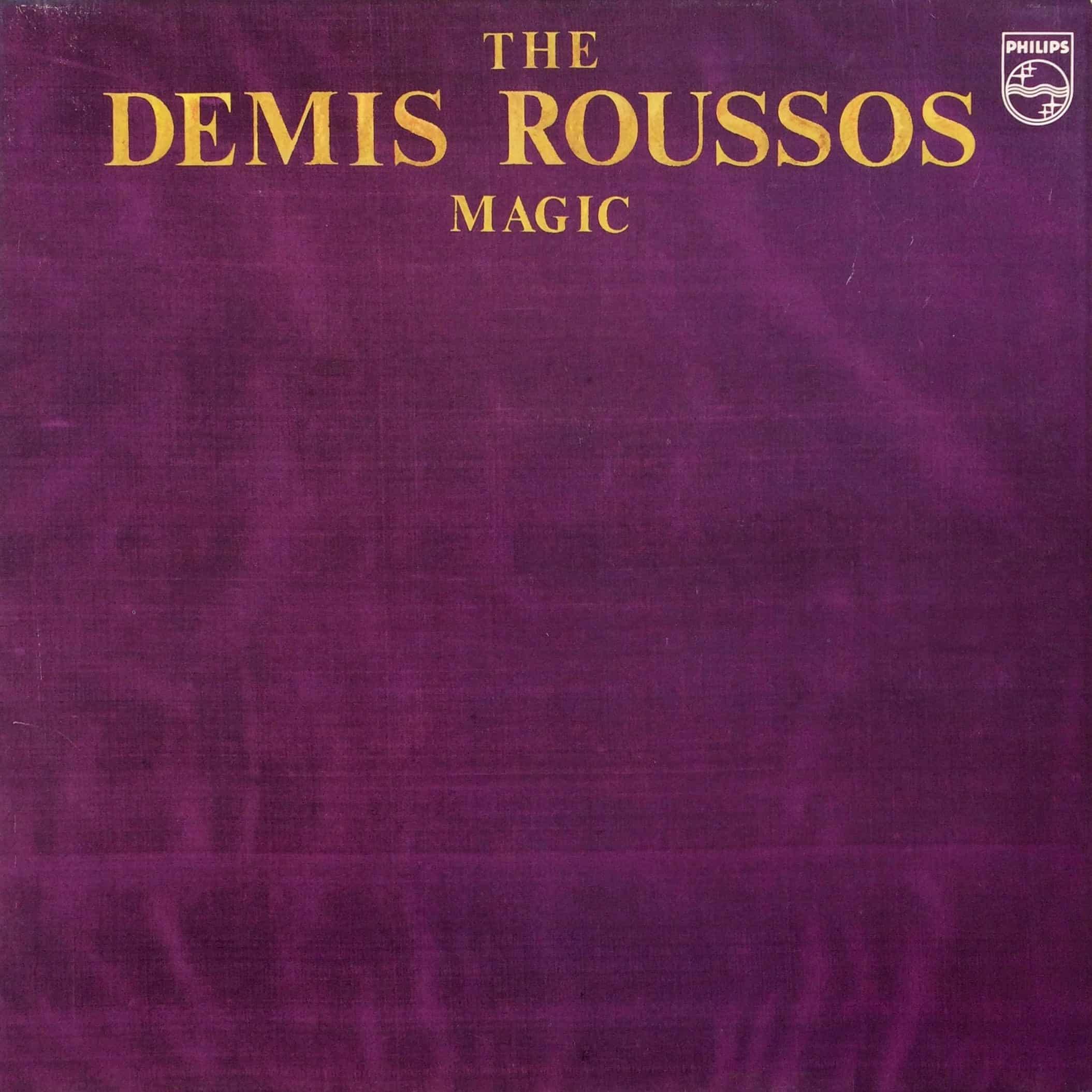 Demis Roussos – The Demis Roussos Magic