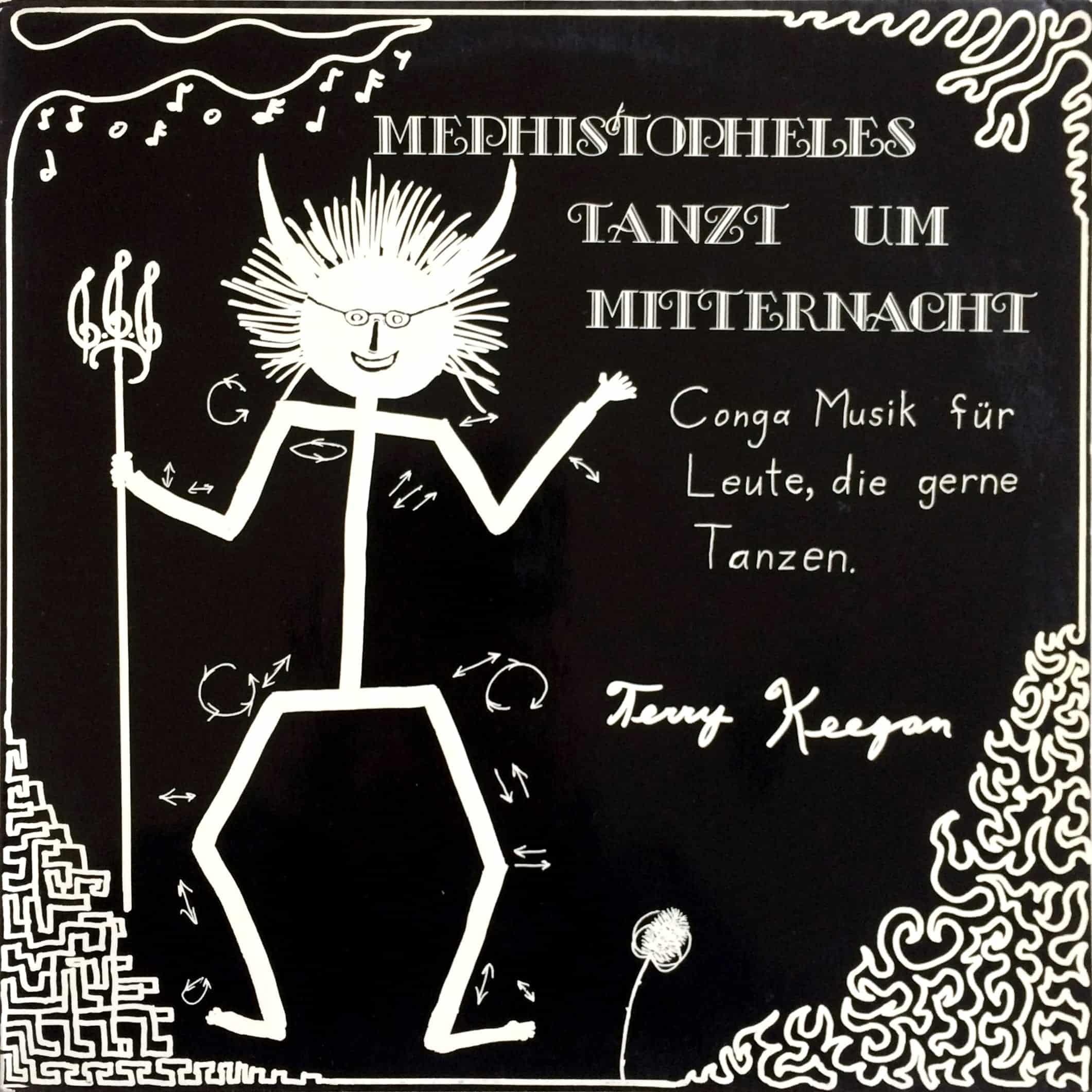 Terry Keegan – MEPHISTOPHELES TANZT UM MITTERNACHT