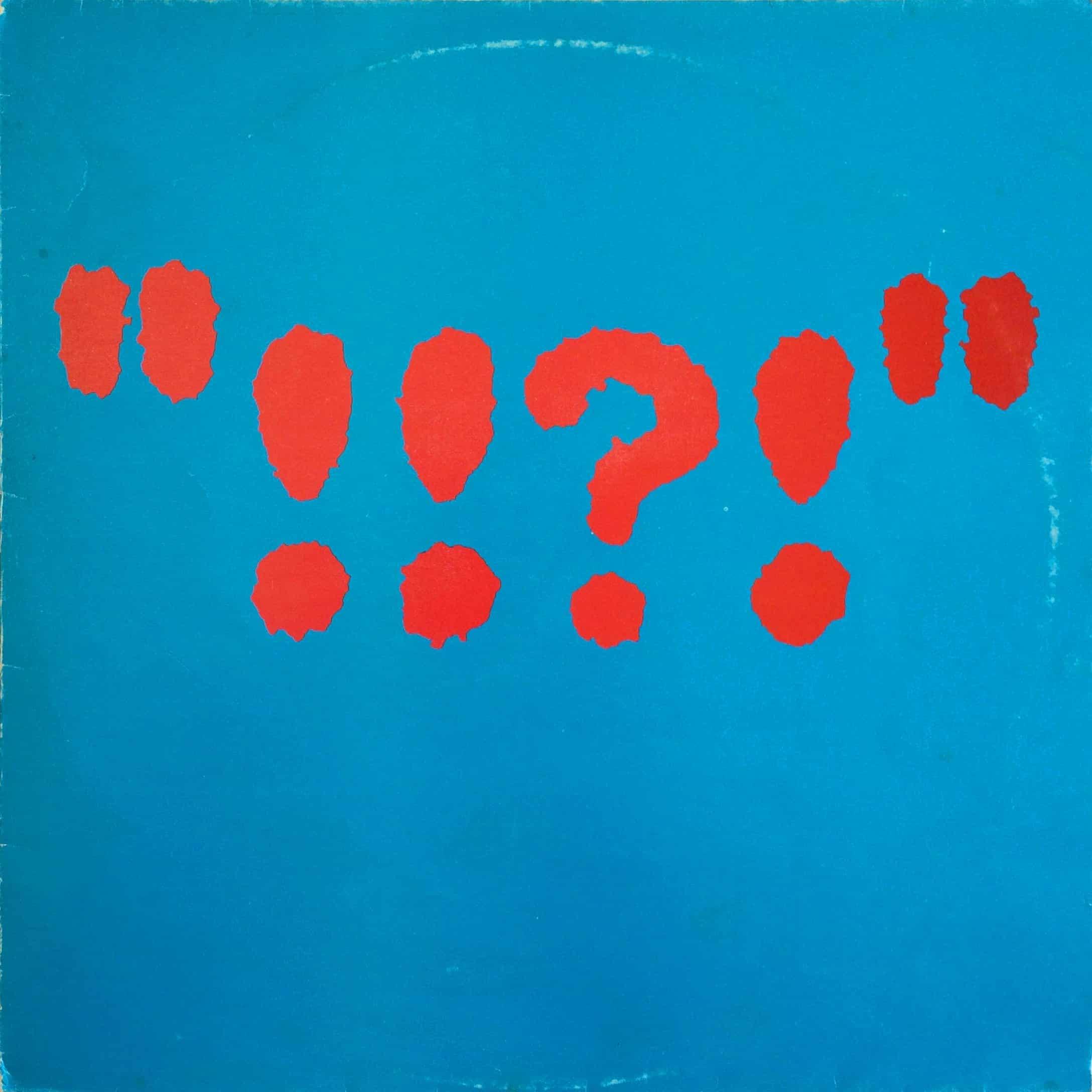 """!!?"" ... a taster! – Relentless Records – R101 UK 1982"