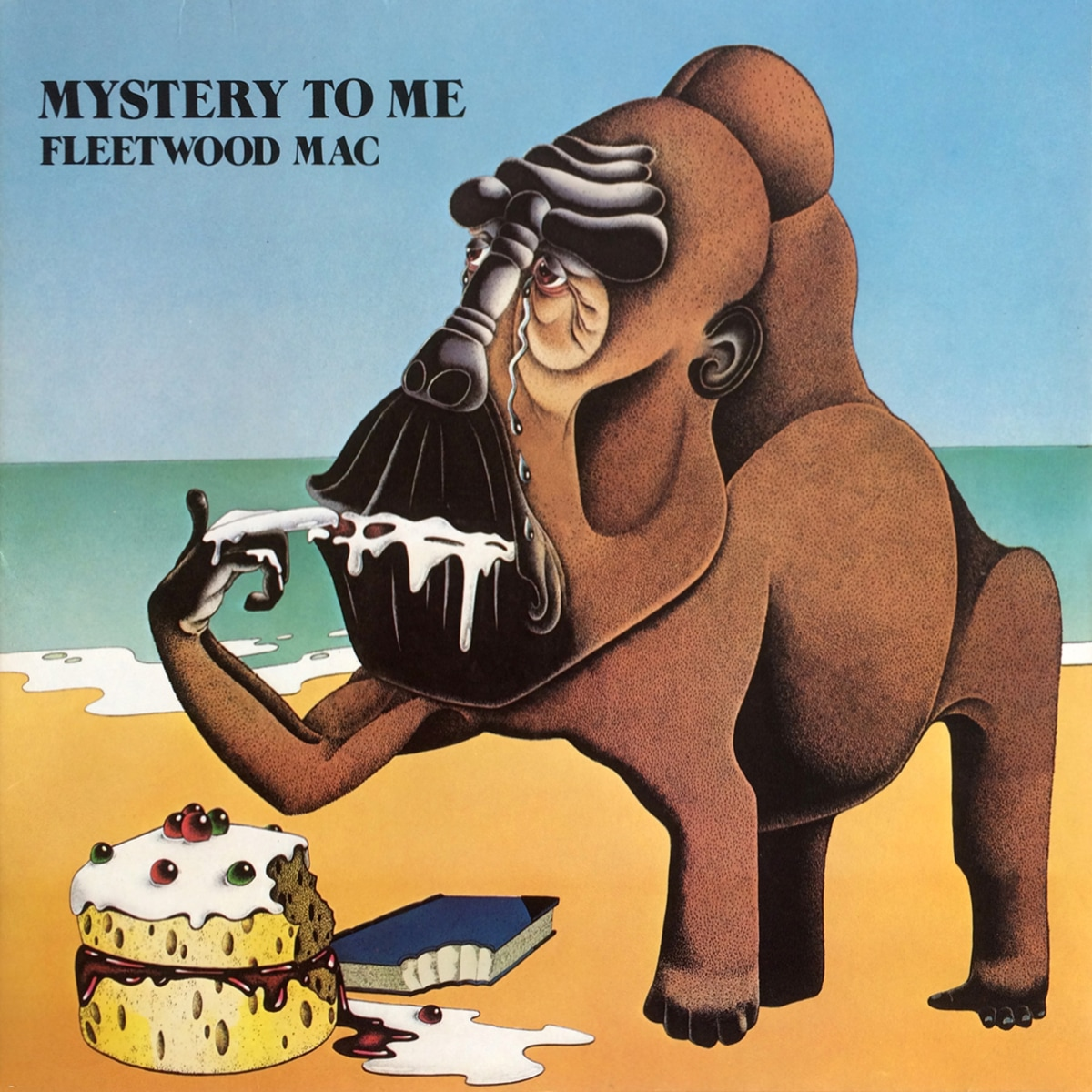 Fleetwood Mac Mystery To Me – Reprise Records – K 44248 UK 1973