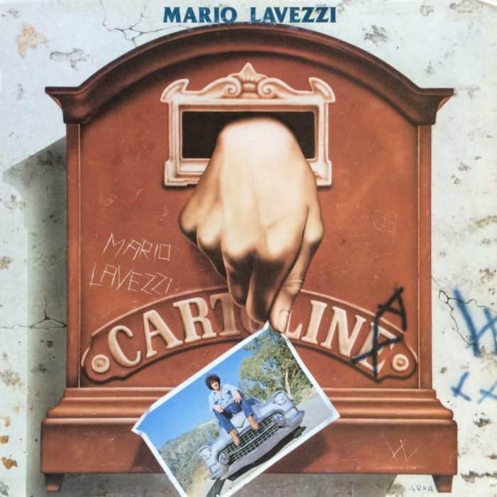 Mario Lavezzi Cartolina – CGD – CGD 20173 Italy 1979