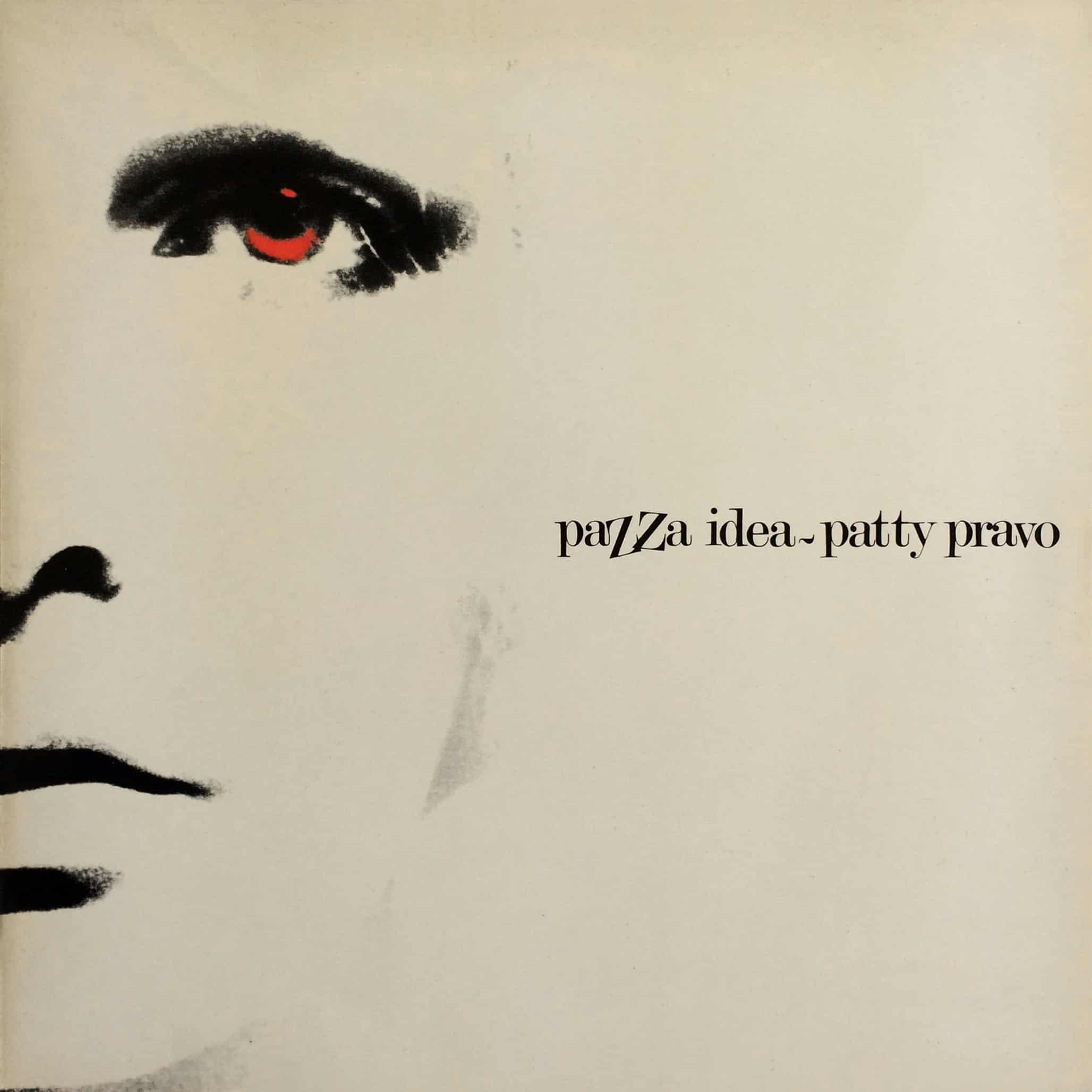 Patty Pravo  Pazza Idea – RCA Italiana – DPSL 10591 Italy 1973